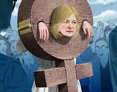 The Martha Stewarting of Powerful Women - LongReads