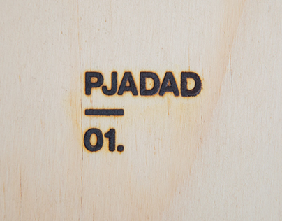 PJADAD 01. A COLLECTION, A STUDIO AND A KIT