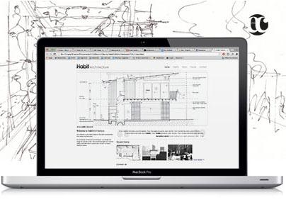 Habit Arcitecture Website & Branding