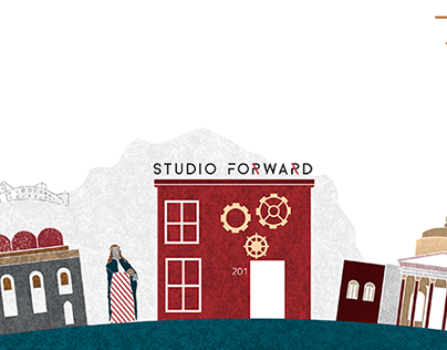 "Short story about ""Studio Forward"""