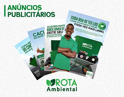 Anúncios - Rota Ambiental