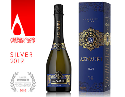 AZNAURI / Sparkling wines and gift box