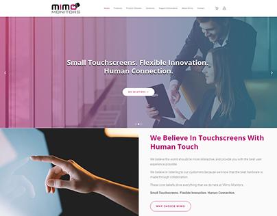 Mimo Monitors Re-design