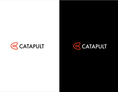 Catapult Logo Design