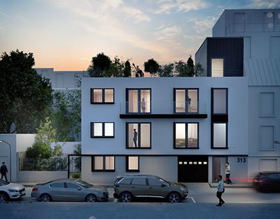 Appartment - Paris, Montreuil