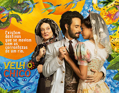Velho Chico - Rede Globo