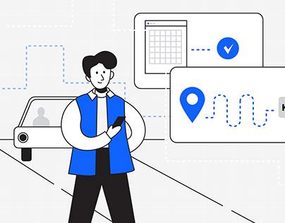 Distance Matrix API