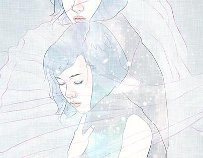 your gravitation, double universe by SEVENTRAPS
