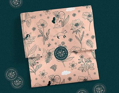 Tissue paper design