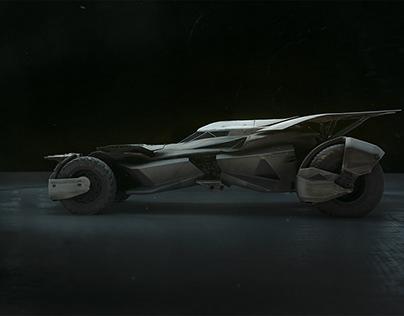 Batmobile 360 for Batman v Superman