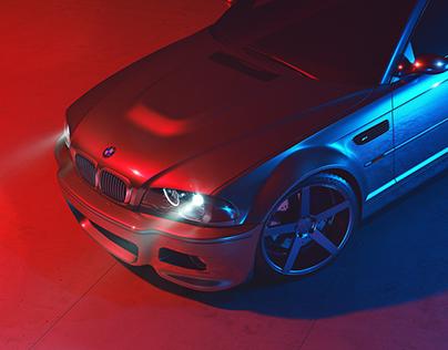 BMW M3 E-46
