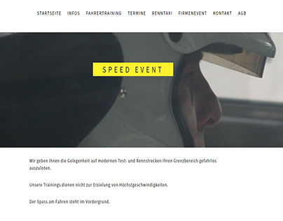 Speed Event