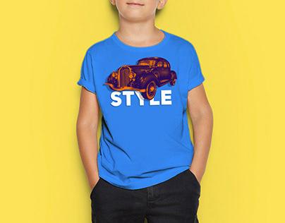 Diseños y Estilos de camisetas.