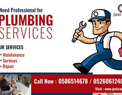 Emergency Plumber, Plumbing Services Company in Dubai