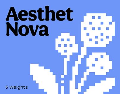 Aesthet Nova – Type Family