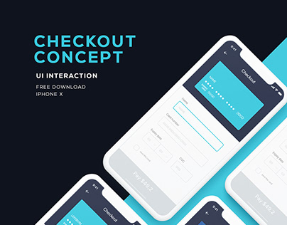 UI Checkout - Free Download