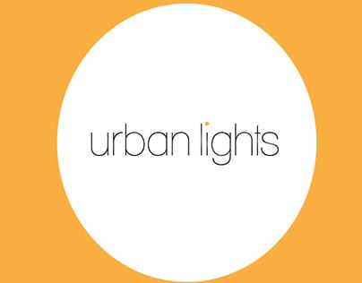 Urban Lights Logo and Website Design