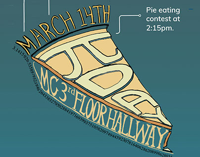 Pi Day Posters