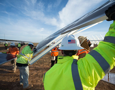 OGE Solar Powerplant