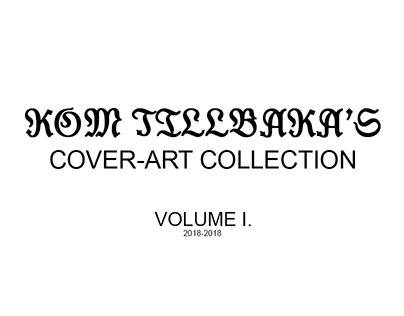 KOMMY'S SELECTED COVER-ART 2018