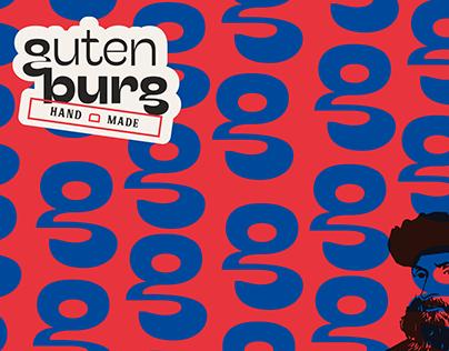 GUTENBURG - IDENTIDADE VISUAL (DESAFIO KIMURA)