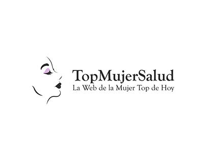 Top Mujer Logo design