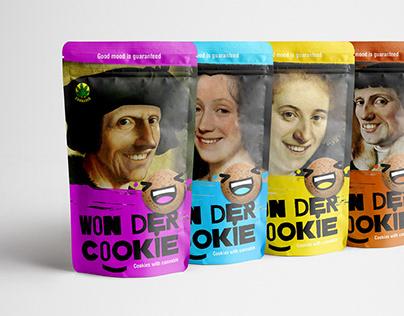 Won Der Cookie Rijksmuseum
