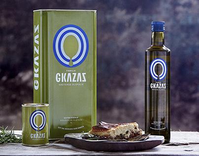Gkazas Branding