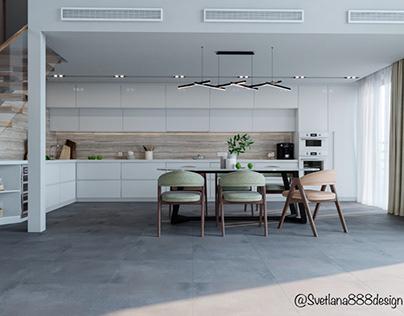 Eco🍀 kitchen.