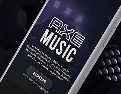 AXE MUSIC - Unilever