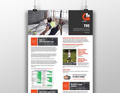 Nike Global Lean Newsletter
