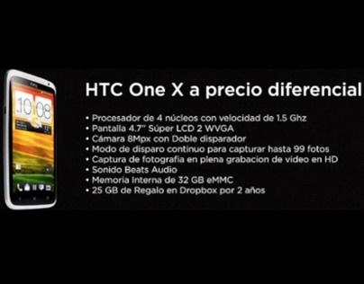 TV Spot: HTC One X