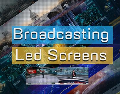 Broadcasting Led Screens