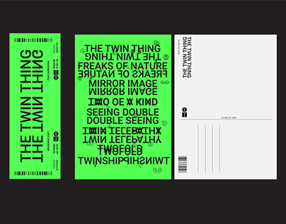 The Twin Thing – An exhibition exploring twins