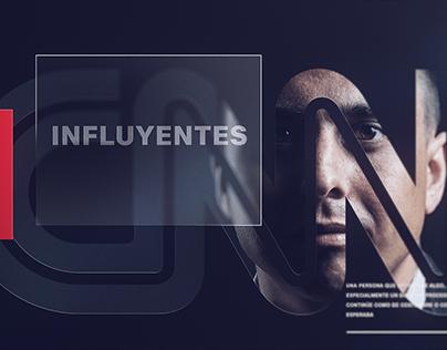 Influyentes CNN Chile