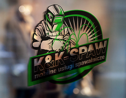 The logo for a welding company