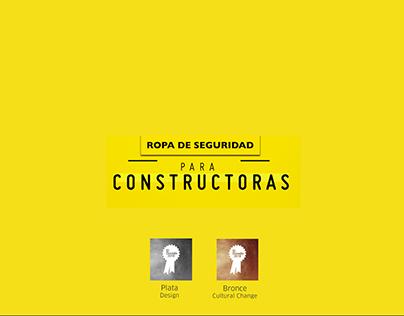 Sodimac Constructor - Ropa de Seguridad