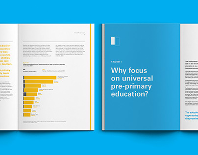 UNICEF— Reporte global — Global report with visuals