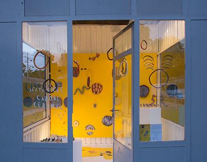 Cirque Ceramic / exhibition in KIOSK, SC Zagreb