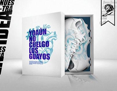 #YOAÚNNOCUELGOLOSGUAYOS · SHORTLIST YOUNG LIONS 2019