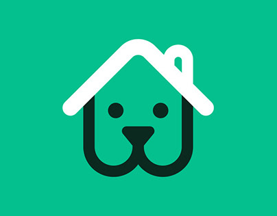 PetStay (pet sitting service) brand site & Logo design