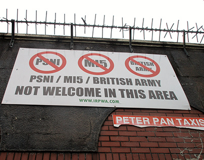 Belfast's Fall Road & The Troubles