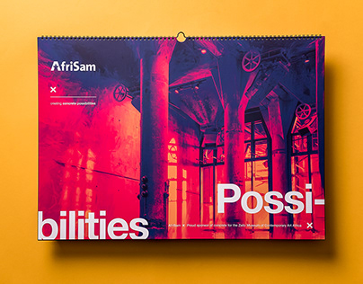 AfriSam 2018 Corporate Stationary