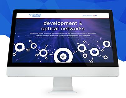 Randstad Tehcnologies - Development & Optical Networks