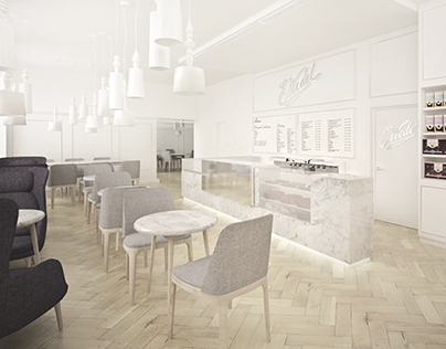 Competition E.Wedel Chocolat Lounge