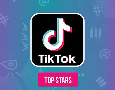 Tiktok Editorial Image for Content blogs