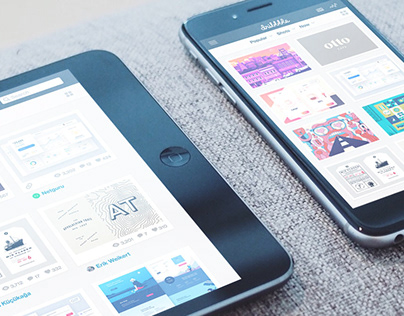 Free iPad and iPhone Mockup
