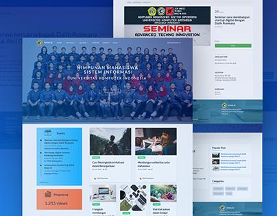 Web Design Hima SI