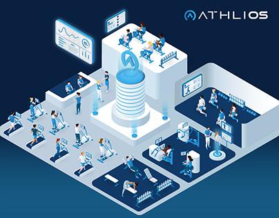 AthliOS | Web Illustrations