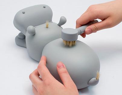 Hopi the Hippo